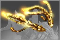 Golden Cyrridae (Immortal TI7 Weaver)