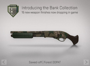 Sawed-Off | Forest DDPAT (Consumer Grade Shotgun)
