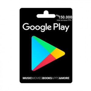 Google Play Gift Card – IDR 150.000