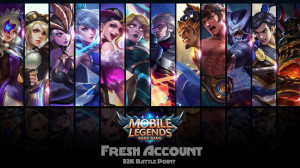 FRESH AKUN | UNLOCK FREYA | BATTLE POINT 32K
