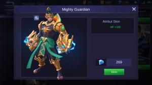 Mighty Guardian (Skin Gatotkaca)