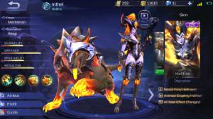Epic Iritheal+SL Argus+SP Lance) Hero 23/Skin 18