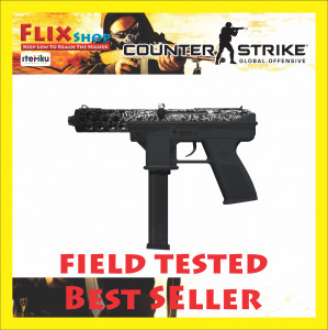Tec-9 | Cut Out (Mil-Spec Grade Pistol)