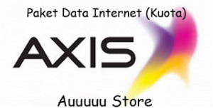 Axis Gaul Unlimited FUP 1,5GB 30 Hari