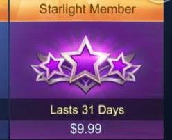 Starlight Member Bulan