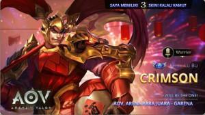 Crimson (Epic Lu Bu)
