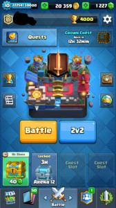 Arena 12 | Level 10 | Legendary 12