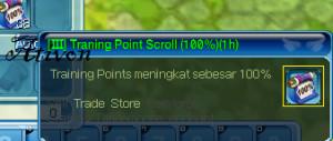 III Training Point Scroll 100% 1Hour