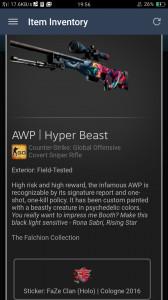 Awp   Hyper Beast (Field Tested)