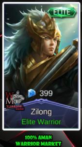 Elite Warrior (Elite Skin Zilong)