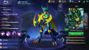 Bladed Mantis (Karrie Skin Elite)