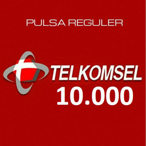 Telkomsel 10.000