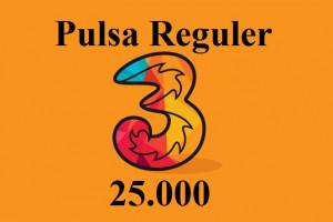3 (Three) 25.000