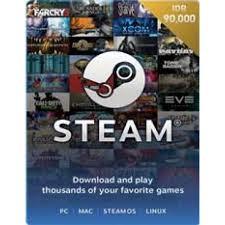 Steam Wallet 90k