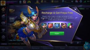 Akun Level 8 BP 32.000++ | Unlock Freya