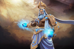 Bearing of the King Restored (Zeus Set)