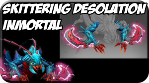 Genuine Skittering Desolation (Immortal Weaver)