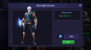 Moonlight Sonata (Skin Gusion)