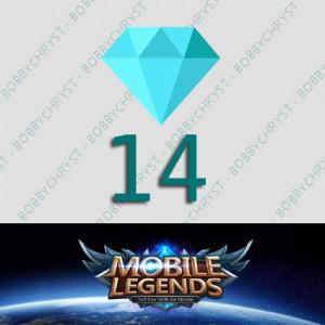 14 Diamonds