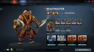 Chimera's Rage (Beastmaster Set)