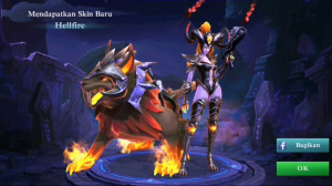 Hellfire (Epic Skin Irithel)