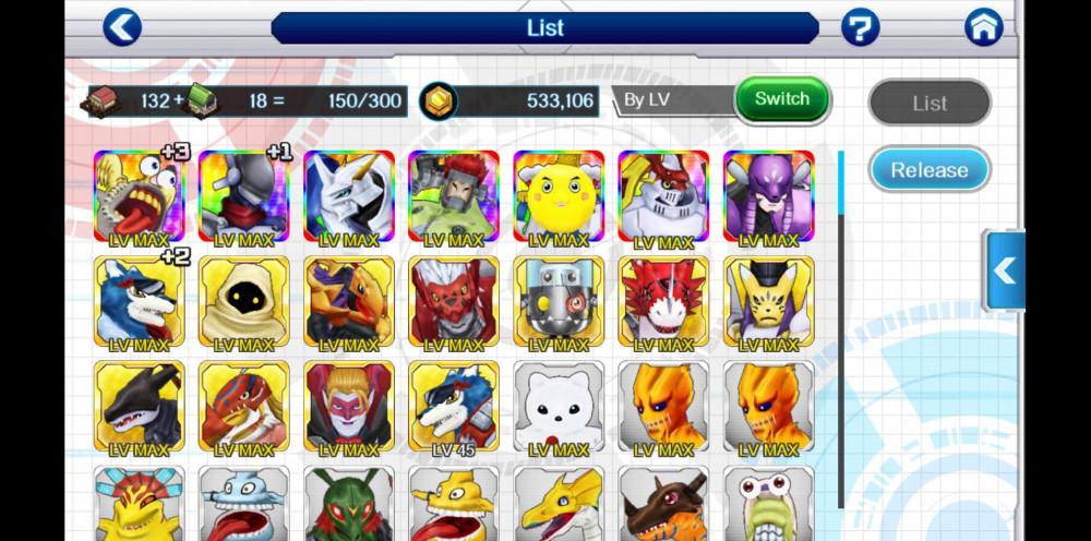 Digimon Links USA
