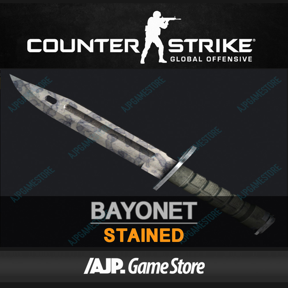 ★ Bayonet | Stained (★ Covert Knife)