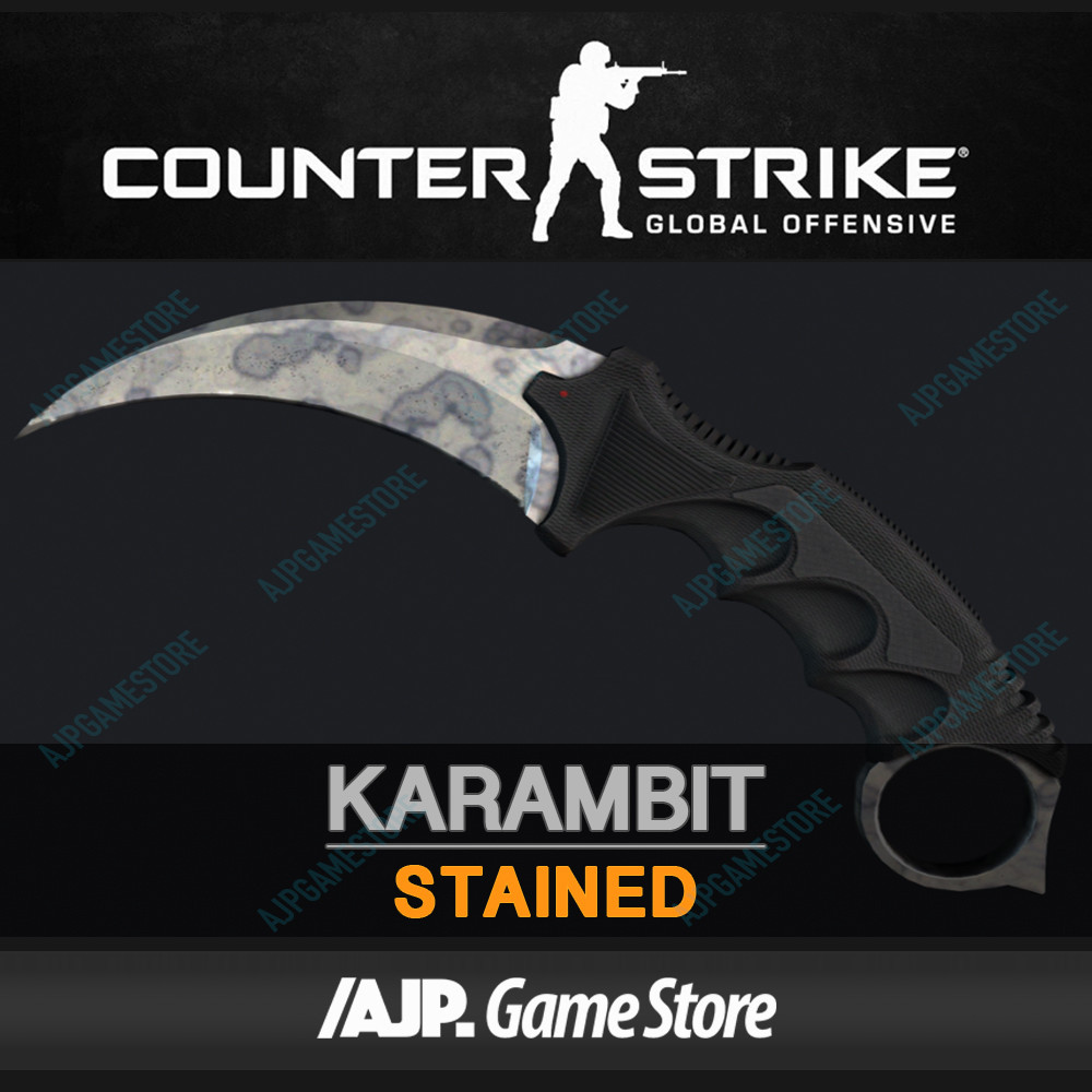 ★ Karambit | Stained (★ Covert Knife)