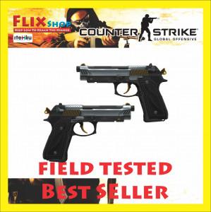 Dual Berettas | Ventilators (Mil-Spec Grade Pistol