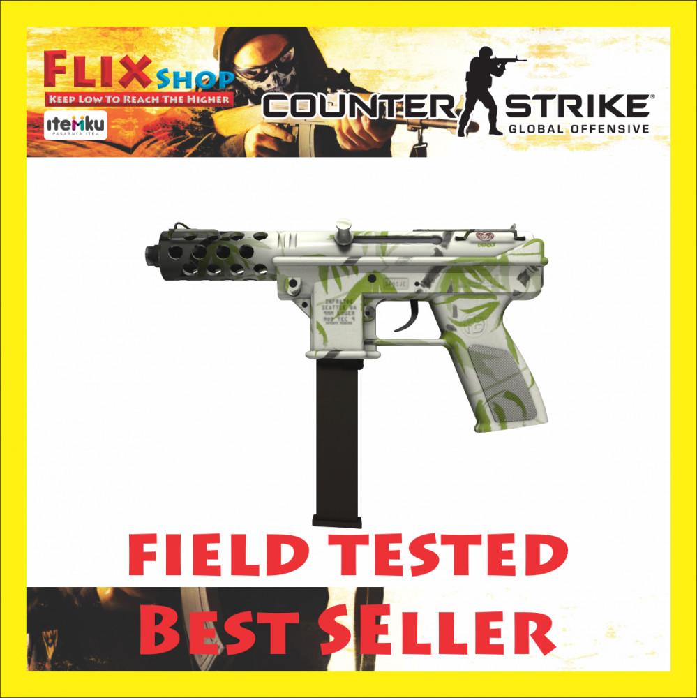 Tec-9   Bamboo Forest (Consumer Grade Pistol)