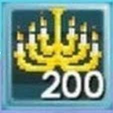 Chandelier Block 200