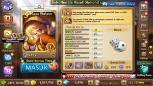 Tuyul 2,8k diamond