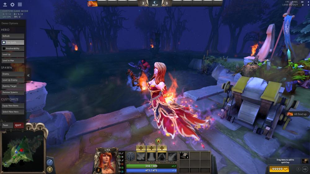 Bewitching Flare (Lina Set)