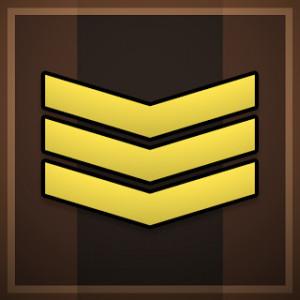 Master Sgt. Grade 5