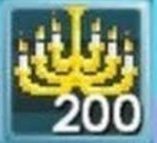 per2blok chandelier