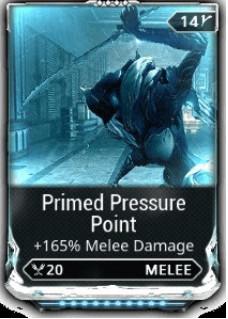 Primed Pressure Point