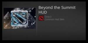 Beyond the Summit HUD
