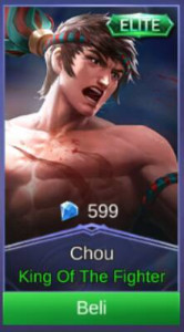 King Of The Fighter (Elite Skin Chou)