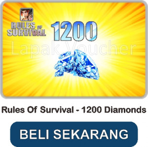 Top Up 1200 Diamonds