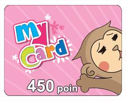 MyCard 450 Poin