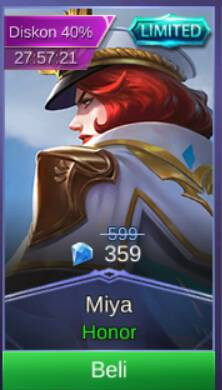 Honor (Special Skin Miya)