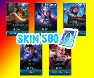 skin 580 voucher