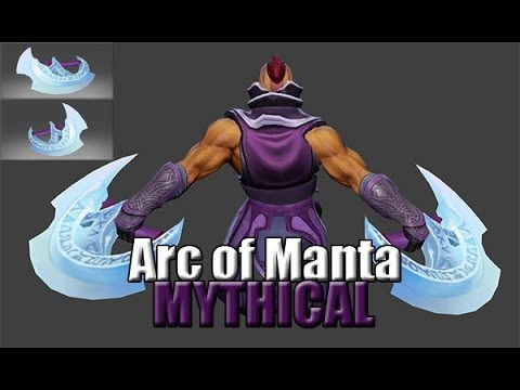 Arcs of Manta Pack   (Anti-Mage Set)