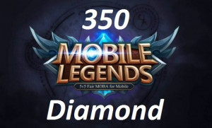 (iOS&Android)  Top Up 350 Diamonds
