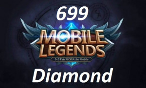 (iOS&Android)  Top Up 699 Diamonds