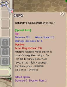 TBS Tiphareth Gambler.XG+7