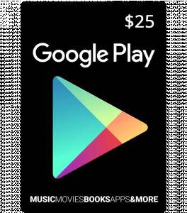 Google Play Gift Card US $25 Murah Fresh
