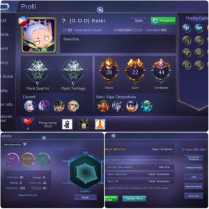 Starlight Moskov ft Epic Zilong+Special Layla GG