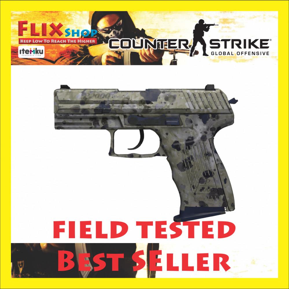 P2000 | Granite Marbleized (Industrial Grade Pistol)