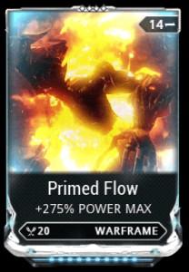 Primed Flow (Mod)